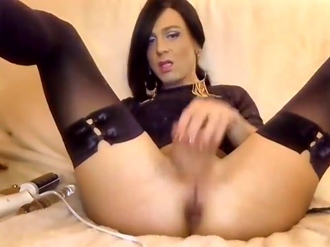 Sissy jerking on cam Free amateur female domination