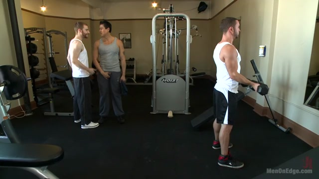 Gym jock taken down and edged against his will How to teach sexual health education