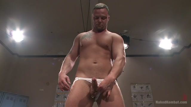Top Cock: Muscled gods oil up their ripped bodies and fight to fuck! Sexy Nude Tubes
