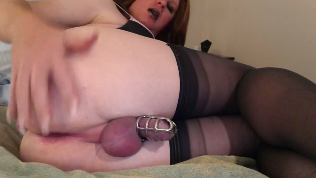 Carli is a Squirting Sissy Part 1 of 2 How to bang a cougar
