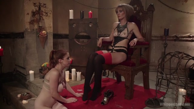 Whipped Ass Halloween Feature Presentation: Le Dragon Rouge Part 2 friend s mom fucking