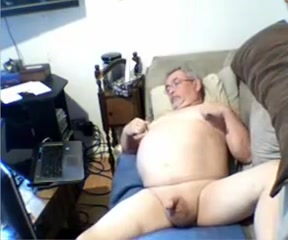 Grandpa stroke on cam 1 Adult exchange link movie