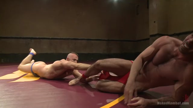 First Match of 2014! - Two Muscled Hunks Fight for Sexual Domination! anal sex n northern ireland