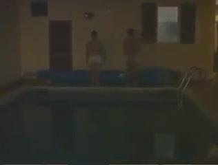 Hot Boys Bareback at Poolside free download black sex