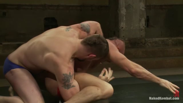 Two HOT Muscle Men Duke it Out Best Bangbros Scenes