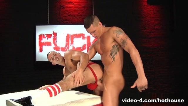 Chris Tyler & Tate Ryder in Kiss Lick Suck Fuck Scene hot porn videos for mobile