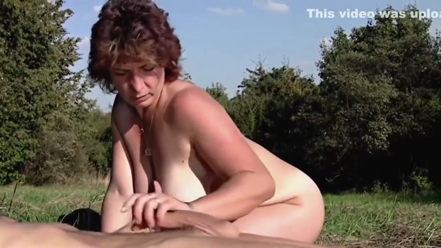 Big tits milf in the sun.. Should i join a dating agency