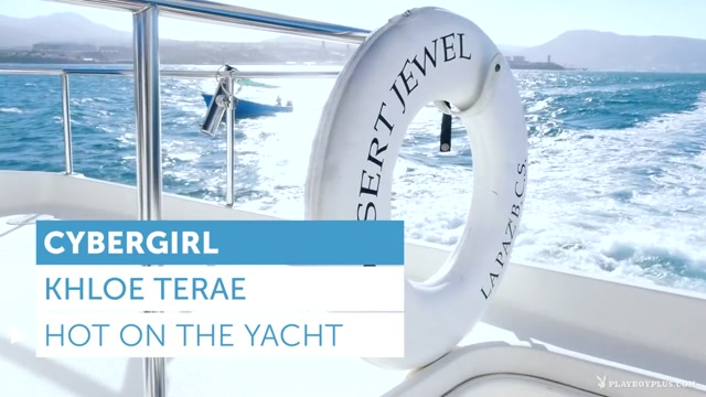 Khlo? Terae in Hot on the Yacht - PlayboyPlus Regret abortion quotes