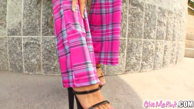 Give Me Pink Fucking her tight teen pussy Ava addams hardcore gangbang com