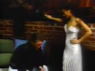 Nina de ponca and buck Extreme Menace Scene