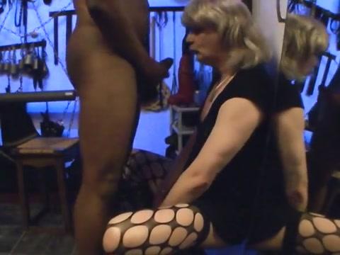 Deepthroat and gaggingon a bbc ballsdeep...... Masturbate with homemade toys