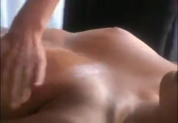 Holly gets special massage