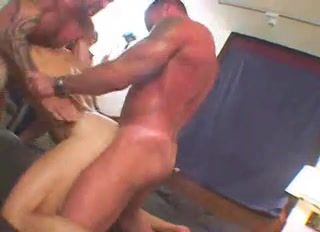 Homo Pigs - Eating cum, double fucking, bareback Anllela sagra hot