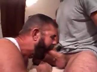 Big Bear n his Cub Very very very hot sex