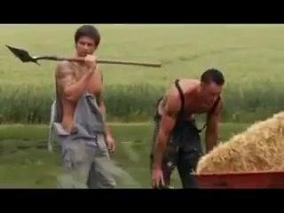 Farmers Fuck in Field nicki minaj playing with her boobs