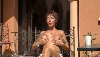 Horny French clip with Mature,Piercing scenes free porn photo of sexless