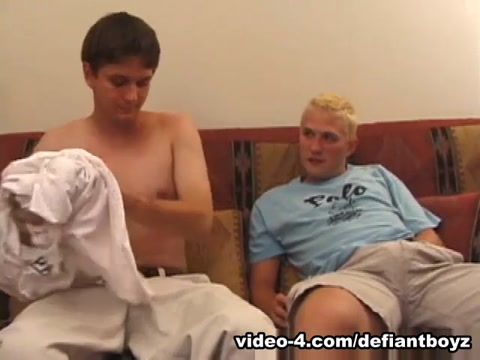 Straight and Gay Boys Sucking Dick - DefiantBoyz Socks bare tickle