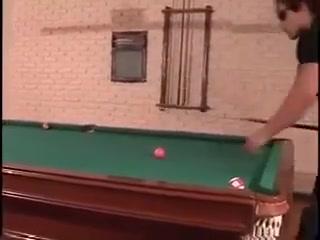 Fucking on pool table Hot kik girl users