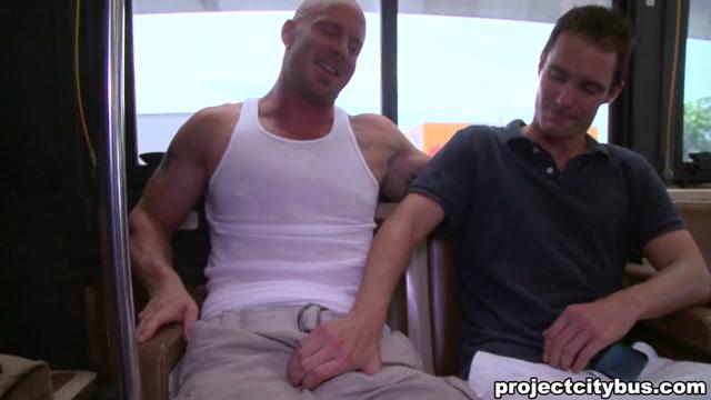 Mr. Clean Gets Mean - BigDaddy watching wife at swinger club