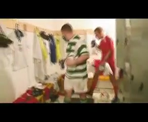 Locker room hunks hardcore moaning katie price