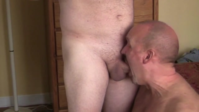 Cum in My Ass 1 Dad and son threesome