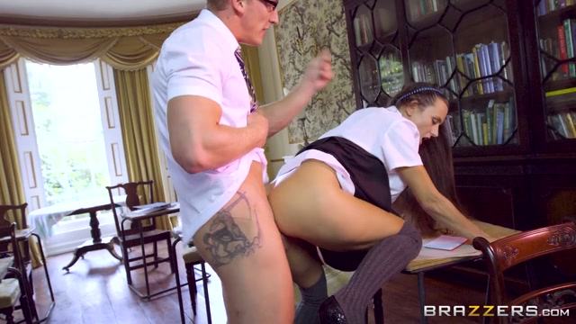 Emma Leigh & Danny D in The Mathletes Part One - Brazzers Adult dating sex site with im