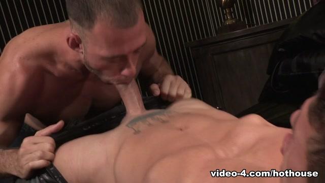 Brandon Jones & Alexander Gustavo in Cockstar, Scene 03 - HotHouse Big boobs blonde lesbo eats brunettes pussy