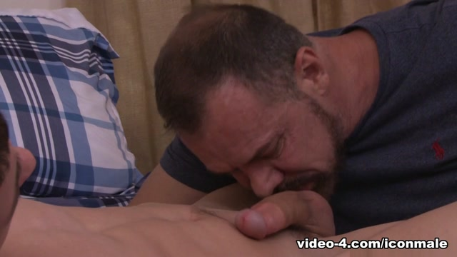 Kory Houston & Max Sargent in Spankings with Daddy - IconMale retro big boob handjob movies