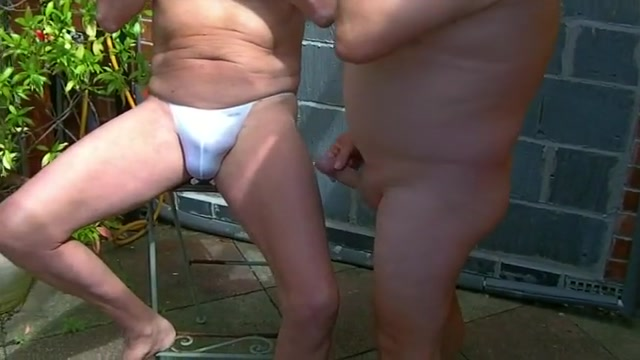 David and I getting down to some fun in the garden american girl first time sex