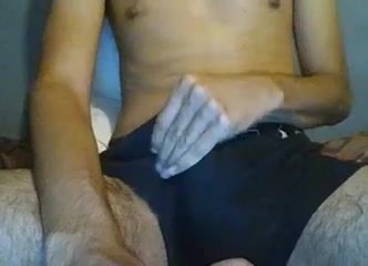 Home alone horny Anal sex long hair
