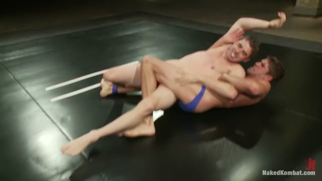 Chad Anderson vs Koby Fox The Oil Match Single man in his 40s