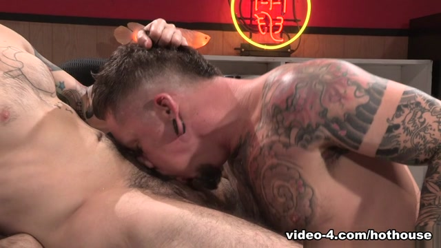 Jake Jammer & Ryan Patrix in Under My Skin 2, Scene 02 - HotHouse Wife naked public bthroom