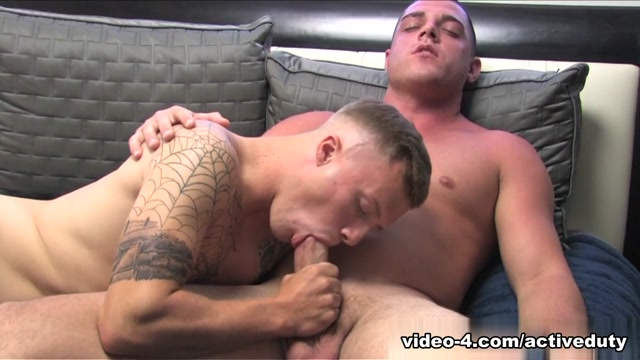 Dustin & Thomas Military Porn Video Mature Big Booty Ebony