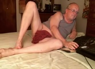 Grandpa stroke on cam 5 Asian girls fucked in sexy lingerie