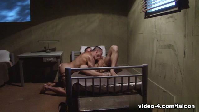 Man Up XXX Video: Alessio Romero, Heath Jordan making dildos video gaypornblog