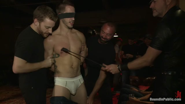 A handsome hunk gets ganged up by 100 horny men during Folsom weekend. aust porn small tits fucking pic