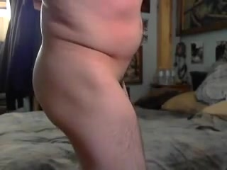 Puckering my asshole and showing off twink body she wants to lick my pussy