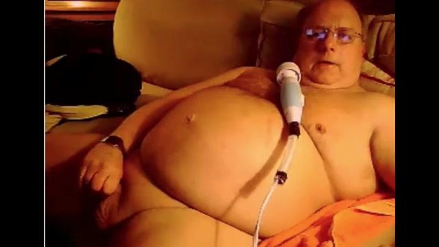 Grandpa stroke on cam 4 Hot boobs sucking dick