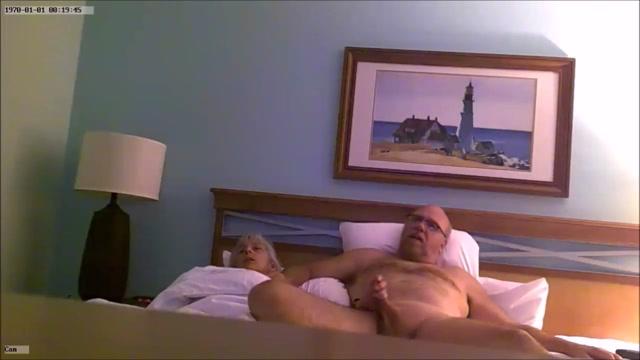 Old fuck pig debbie gets some cum