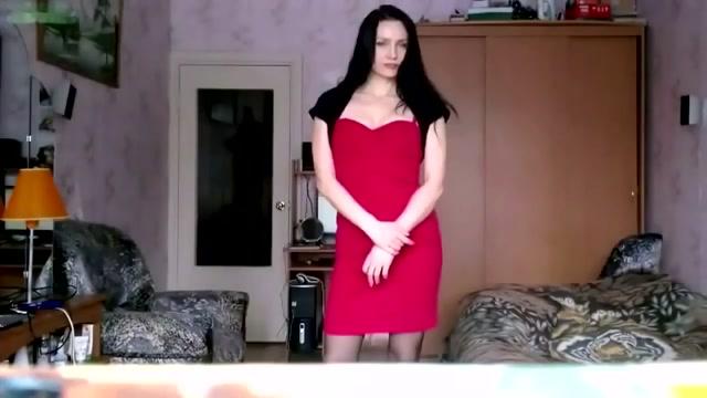 Stockings dress 1