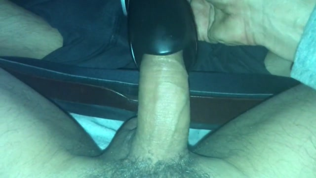 Giving joy and pleasure to my cock Clit ebony huge