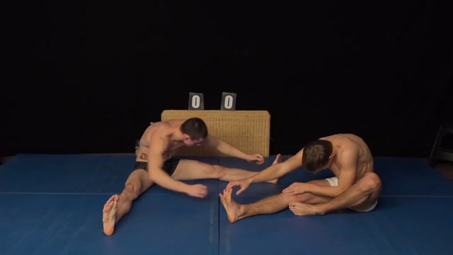 Hot wrestling match robert van damme porn videos