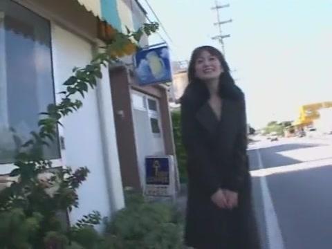 Horny Japanese whore Amai Mitsu, Miyuki Hourai, Yuna Akimoto in Fabulous POV, Outdoor JAV clip