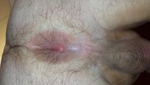 Anal prostate milking with cumshot after the milking Redhead bbw titjob and blowjob