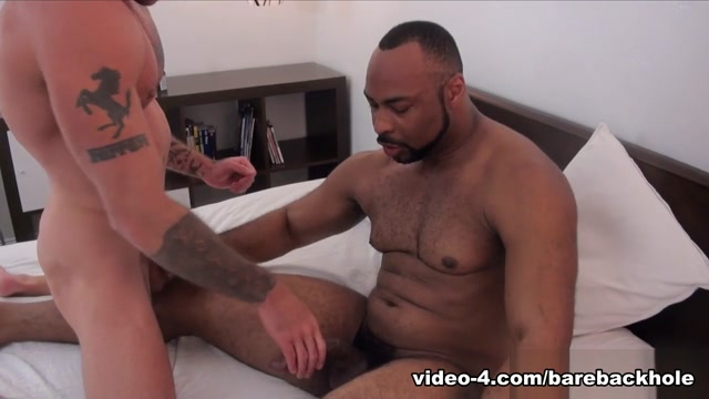 Ray Diesel and Sean Duran - BarebackThatHole Horny tribbing student girls