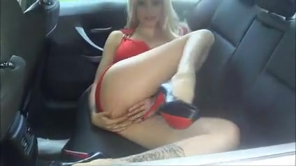 Back Seat Kinky Things Nasty Mature Blonde Lesbians Having Great Fun