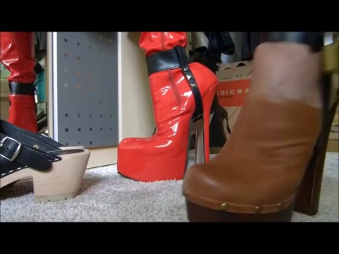 Red boot and so on... pictures of fighting haitian girl gets fucked hard