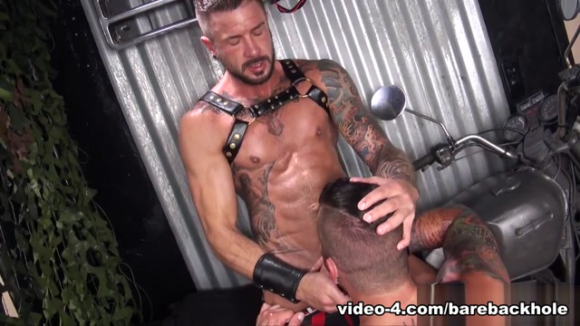 Hugh Hunter and Dolf Dietrich - BarebackThatHole Asia Sexxx Anal