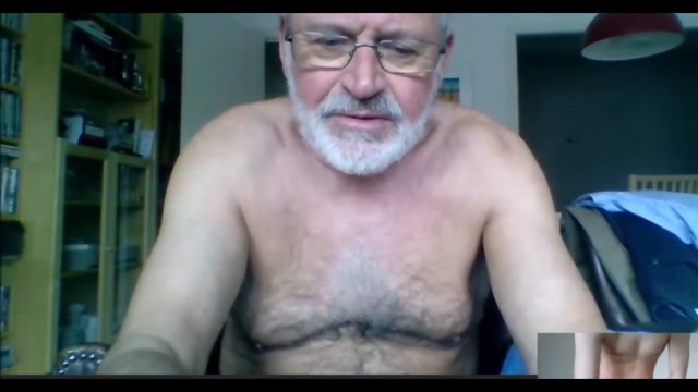 Silver daddy lars jerking off Adult friend finder legit