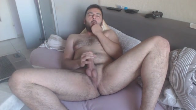 Whore jerks off get sex drive back male